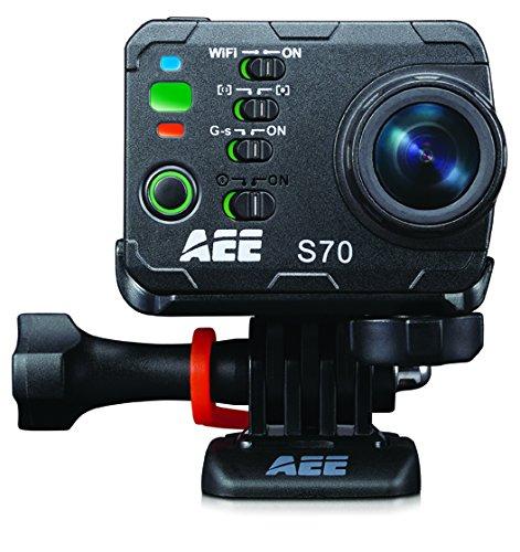 Máy ảnh kỹ thuật số  Công nghệ AEE S70 s70aee thấm nước máy quay 2 inch LCD gấp 10 lần zoom kỹ thuậ