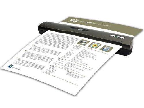 Máy scan   ADESSO EZScan-2000 di chuyển kinh doanh máy quét