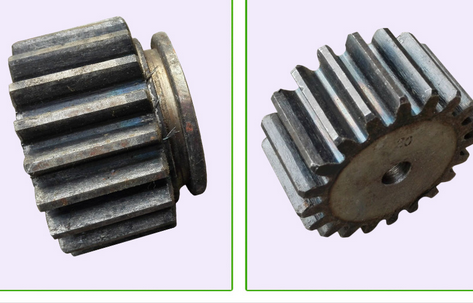 Bánh răng  45 steel gear single row of various specifications double sprocket standard sprocket nat