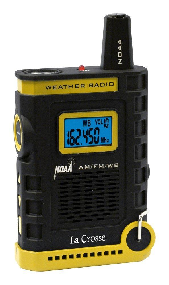 La Crosse, Wisconsin 810-805 siêu thể thao công nghệ phát sóng thời tiết đen.