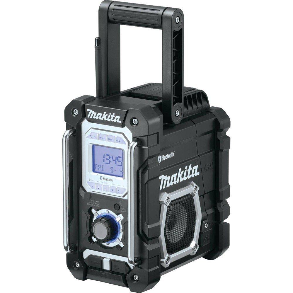 Máy Radio   Makita XRM04B 18V LXT pin liti không dây loa Bluetooth.