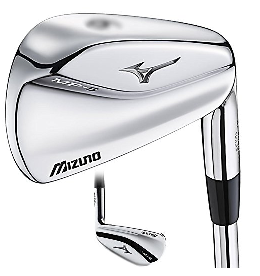 Mizuno Golf Men's MP-5 3-PW DG Steel Stiff Iron Set, Right