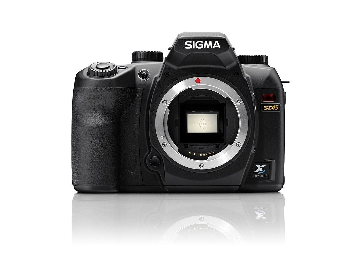 Máy ảnh kỹ thuật số  SD15 máy ảnh kỹ thuật số (chỉ thân máy bay)