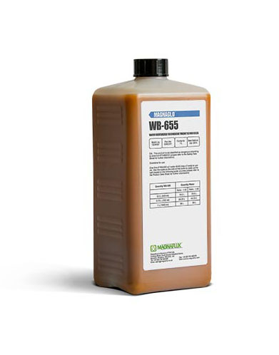 MAGNAGLO WB655Fluorescent magnetic powder concentrate