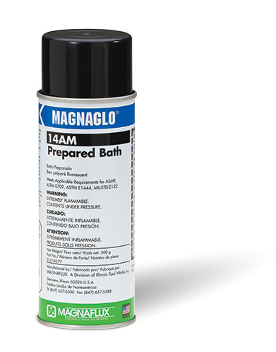 MAGNAGLO 14AMPre mixed fluorescent magnetic powder magnetic suspension