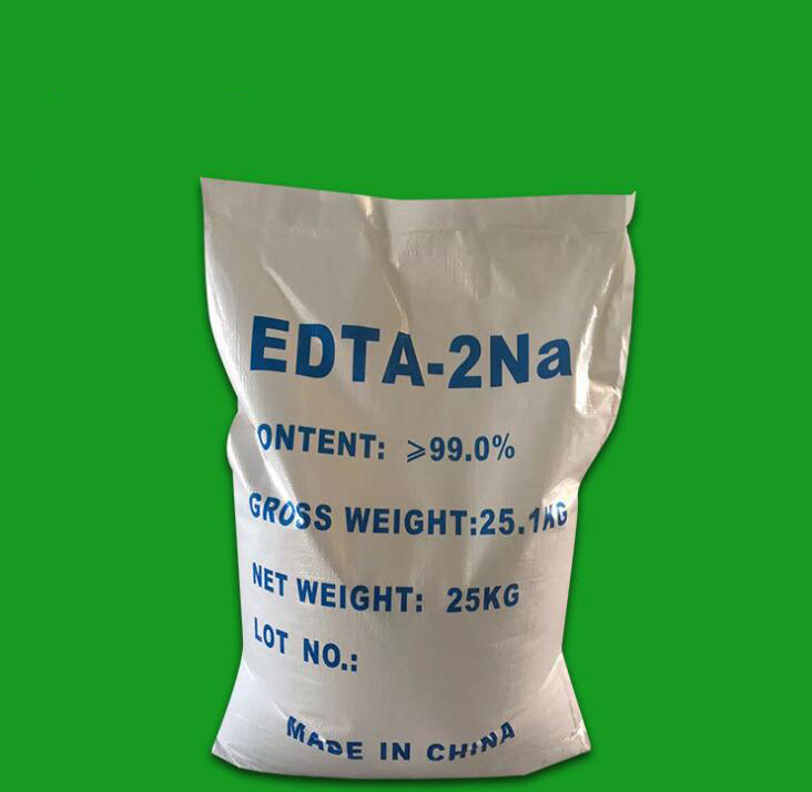 Spot supply GB industrial grade EDTA-2Na manufacturers wholesale 99% high content industrial EDTA-2N