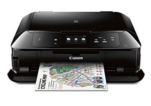 Máy scan   Canon Canon MG7720 radio một máy quét đa năng với máy photocopy, máy in di chuyển và in
