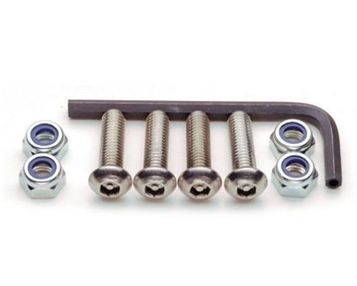 Ốc vít  Cruiser Accessories 81330 Locking Fasteners, Import-Stainless