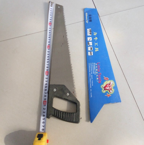 cưa   Hand saws woodworking saws saws multi - functional cutting saws household hacksawing 5 yuan s