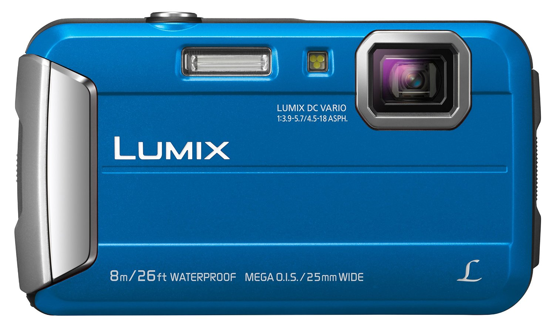Panasonic Lumix DMC-FT30 ( 16.6 MP,4 x Optical Zoom,2.7 -inch LCD )