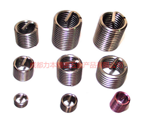 Type 302 Slotted Lo Sleeve Type 302 Inner and Outer Teeth Groove Self - tapping Screw Sleeve Thread