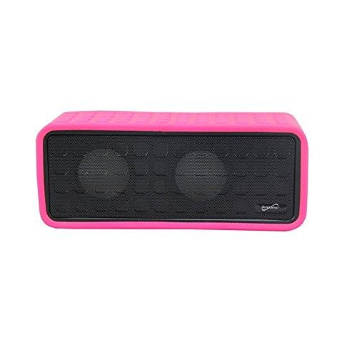 Máy Radio    Tốc độ siêu âm sc1366btpk Bluetooth trình - Hồng.