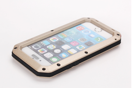 Ốp lưng Iphone 6   6 s Lunatik apple is three shell iphone6 waterproof following from metal Iron ma