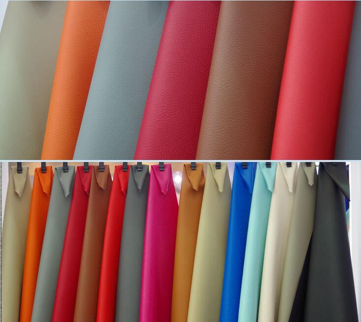 Factory direct PU synthetic leather fabric PVC synthetic leather fabric PU leather fabric super fibe