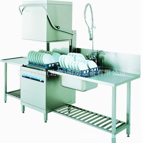 Máy rửa chén  Gotech dishwasher DV80TM Germany MEIKO lifting type dishwasher dishwasher 60 baskets