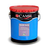 Camel weather resistant exterior wall paint (MA488)