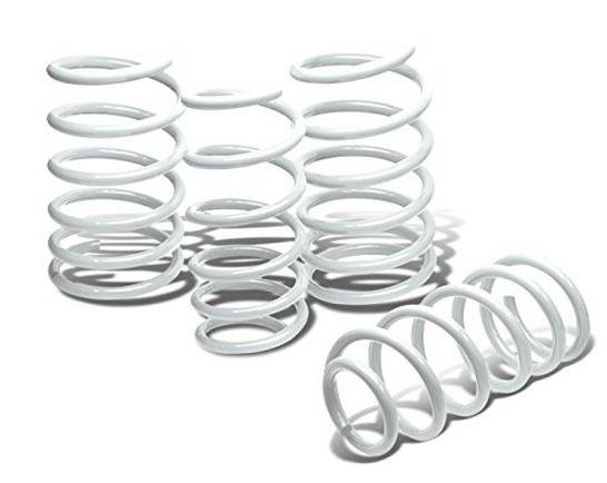 Lò xo  Nissan Sentra Suspension Lowering Spring (White) - B14