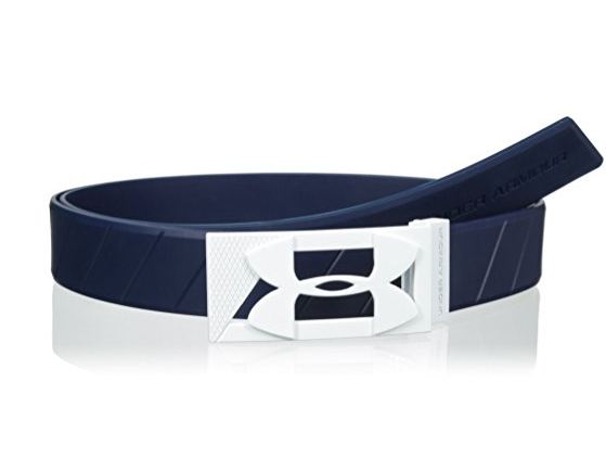 Under Armour Men's Silicone Belt