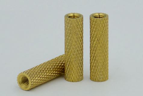 Tán  Processing custom hot melt hot injection molding copper nut copper inserts copper inserts stra
