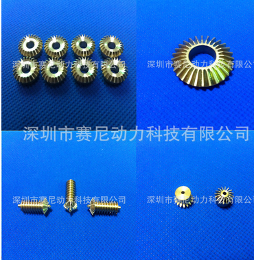 Manufacturers of precision small modulus gear, spur gear, helical gear processing customized matchin