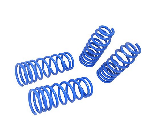 Manzo USA BMW 3 Series E46 Lowering Drop Springs Coil Kit