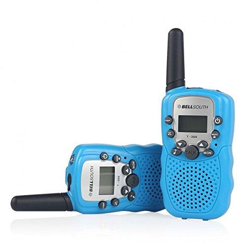 Bell T388 2 điều t-388 35Km 22 trẻ em FRS GMRS radio và radio