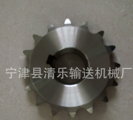 Bánh răng  Manufacturers supply 45 steel non-standard sprocket custom processing industrial sprocke