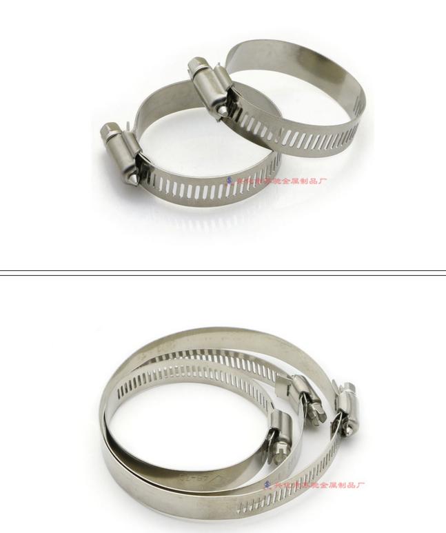 Đai kẹp(đai ôm)  Factory direct authentic 304 stainless steel hose clamp hoop tube tube clip clip ho