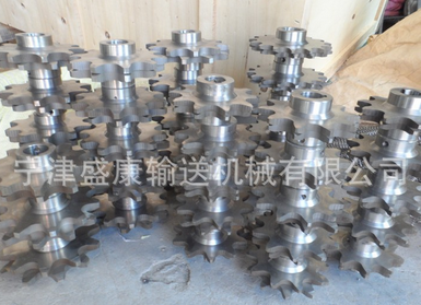 Processing custom transmission gear stainless steel sprocket carbon steel galvanized conveyor sprock