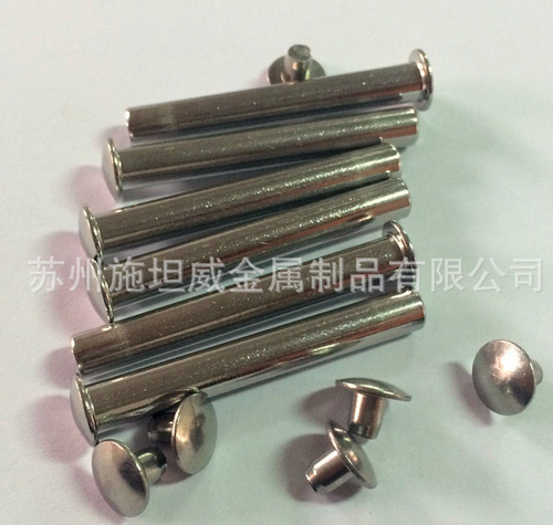 Đinh   Factory direct sales of stainless steel combination of knock rivet 304 child mother rivet ma