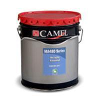 Camel acrylic exterior wall paint (MA480)