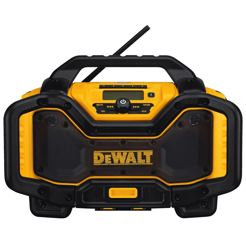 Máy Radio   DeWalt dcr025 sạc không dây Bluetooth