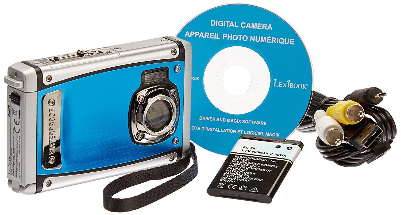 12 Megapixel Waterproof Camera