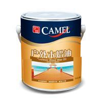 Camel outdoor wood wax
