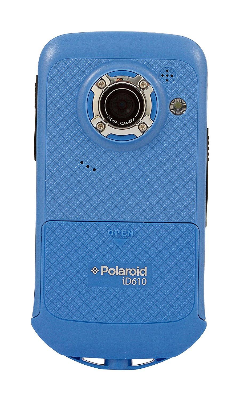 Máy ảnh kỹ thuật số  Tấm ảnh id610-blu 1.3 pixel camera kỹ thuật số 24 / 24 (đen)