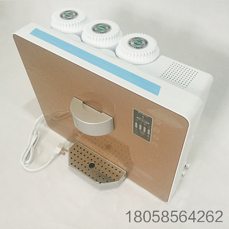 Factory direct sales RO membrane reverse osmosis water purifier in the summer of the new heating kit