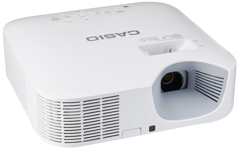 Máy chiếu  Casio xj-f100w WXGA 3500lm bịp máy