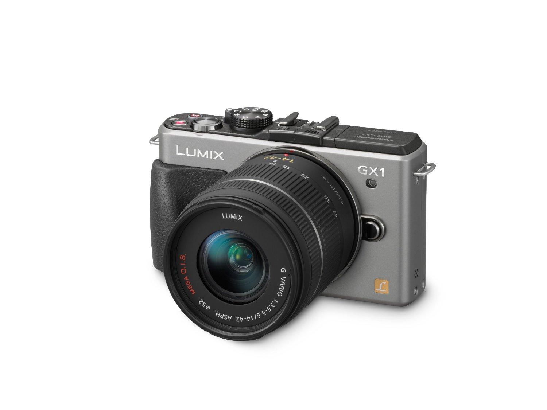 Máy ảnh kỹ thuật số  Panasonic Lumix dmc-gx1 16 điểm ảnh tình hình tiêu chuẩn của hệ thống chắc nịc