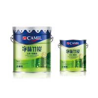 Camel net bamboo charcoal three wall paint (554)
