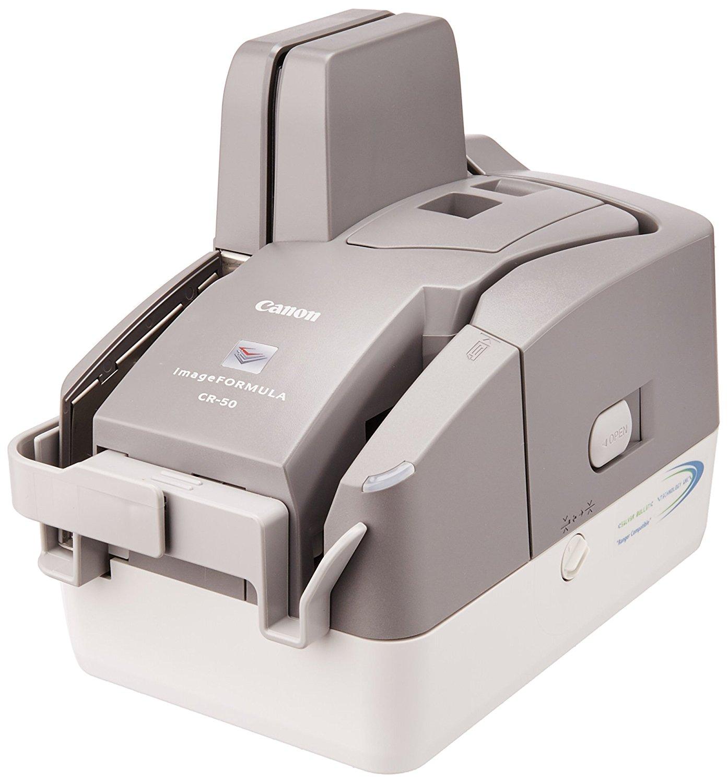Máy scan   Canon 5367b002 imageFORMULA CR-50 kiểm tra vận tải máy quét
