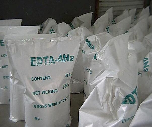 Manufacturers spot supply EDTA four sodium 99% EDTA-4Na water treatment with a large quantity of hig