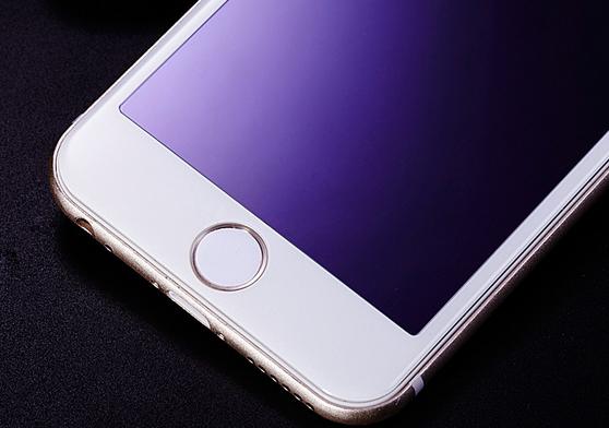 Miếng dán cường lực  Iphone6s full-screen all-round 3D soft-edge steel film Apple 6puls carbon fiber