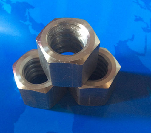Wholesale supply 304 ladder hexagonal nut TR variety of specifications nut M18 * 4 square nut nuts p