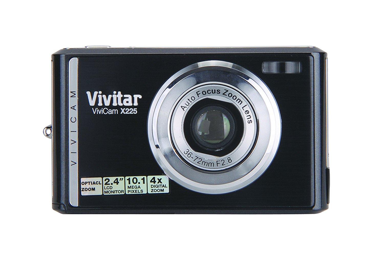 Máy ảnh kỹ thuật số  Han nhưng X225 (10.1 MP, 3 lần zoom quang học tinh thể lỏng, 2.4 inch).