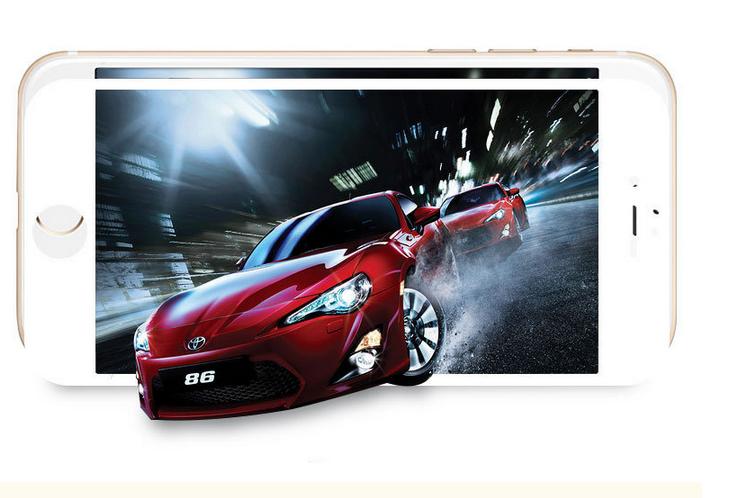 Miếng dán màn hình Iphone 6  IPhone6 tempered film Apple 6 film 6plus full screen full coverage 3D