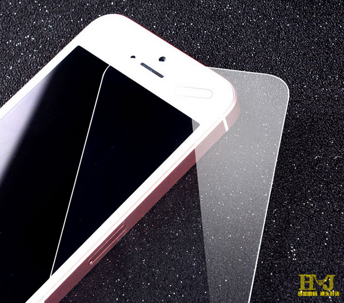 Factory direct iphone6 plus mobile phone high-definition steel film Apple 7 scratch protection film