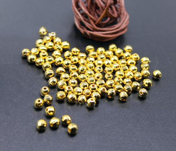 Hạt nhựa vàng CCB