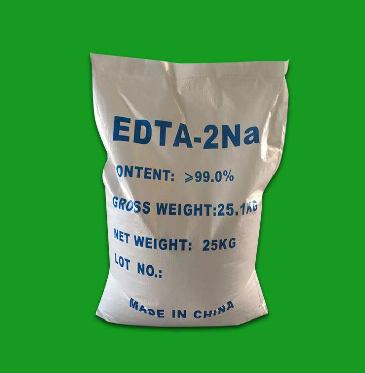 Manufacturers supply purity EDTA-2Na purity of 99% industrial grade EDTA sodium two good quality