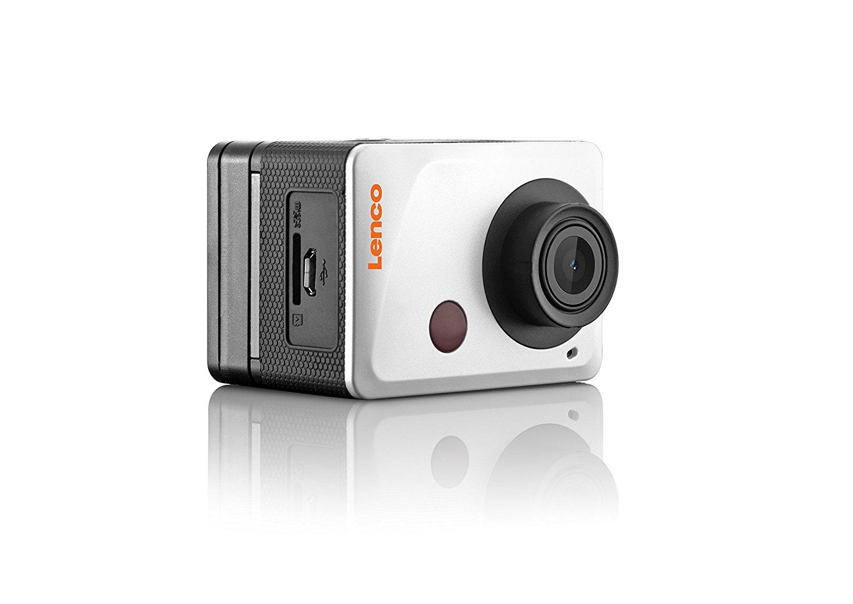 Lenco Sportscam500 Wi-Fi Full HD Rugged Sports Camera