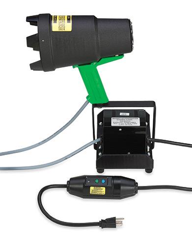 ZB-100F handheld black light lamp